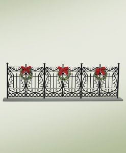 Wrought Iron Fences