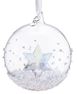 Swarovksi Christmas Ball Ornament