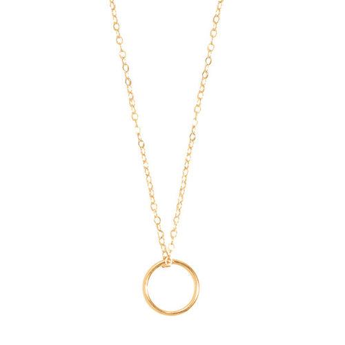 halonecklacegold