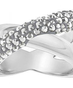 Screenshot-2018-2-1 Swarovski Crystaldust Cross Ring, Gray, Palladium plating